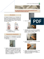 Ficha Prev. Interruptores Diferenciales
