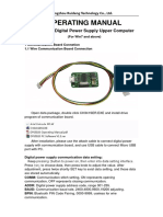 DPS5020 Operating Manual