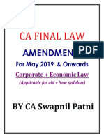 CA Final Law Amendments by CA Swapnil Patni.pdf