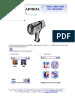Procedure to Add User Factors
