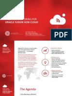 Altimetrik Oracle Fusion HCM Cloud Services Fixed Scope Offering