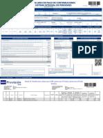 Formulario de Pago de Contribuciones