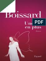 Boissard, Janine - La Maison Des Enfants (2012, Fayard)