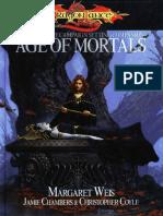 D&D 3.0 - Dragonlance - Age of Mortals - Campaign Setting.pdf
