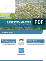 East End Master Plan