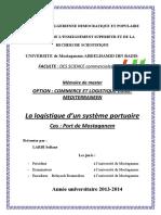 La logistique d'un système portuaire.pdf