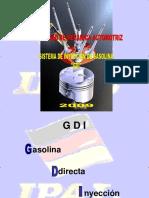 INYECCION DIRECTA  DE GASOLINA