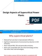 Super Critical Power PLANTS