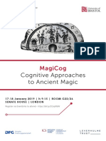 Magic & Cognition Conference