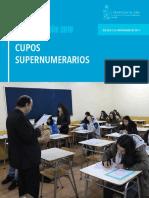 2018 17-12-21 Cupos Supernumerarios