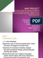 Mini Project Hipertensi