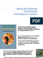 Abuso do Poder nja Psicoterapia