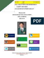 03 Prediksi Soal Uts v Hukum Perusahaan 2017 2018(1)