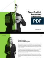 Team Conflict Resolutions