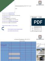 Glissière Sécurité Assises SER-Norme Europeenne DR Cle014e1a
