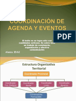 Capacitacion Agenda y Eventos