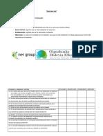 2019.03.28 Documento de Autoevaluacion de Estandares (Cast.)