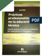 Rojas_Prácticas Profesionalizantes. Diseño de Proyectos Para La Evaluación de Capacidades Profesionales