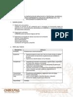 Convocatoria-Profesional de la carrera de Derecho