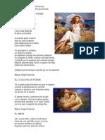 5 Poemas de Miguel Angel Asturias