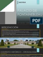 Castillo de Fontainebleau