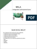 Mercado Integrado Latinoamericano - MILA