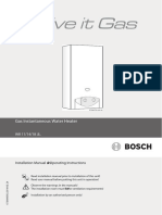 Bosch Standard User Manual (1)