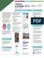 sebm poster-parenting with a disability-training ssas-april 2019