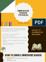 tpe 4 artifact-immersive reader tutorial