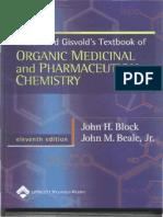 John Block  John M. Beale - Wilson   Gisvold s Textbook of Organic Medicina.pdf