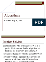 03 Algorithm Properties