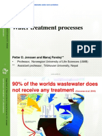 water treatment proccess