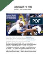 As principais lesões no tênis.docx
