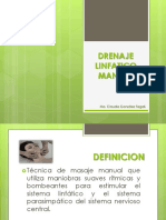 DRENAJE LINFATICO MANUAL FACIAL  (VODDER FOLDI).ppt