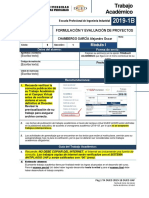Trabajo Academico Formulacion y Evaluacion de Proyectos 2