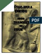 ENKIDU and SHAMHAT-erotic poetry