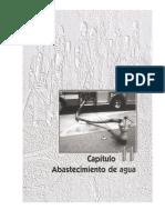 Capitulo 11 - Abastecimiento de Agua.doc