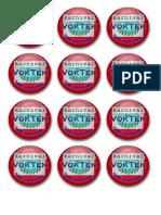 Badge Button Sn Math 2018