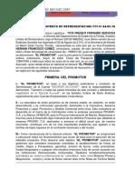 Contrato de Protecciones Fff