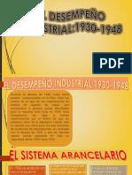 Presentación de Industrializacin en El Peru