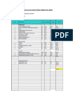 163271745 Especificaciones Tecnicas Muro de Contencion