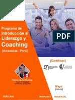 Cartula Programa Coaching