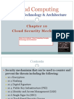 Cloud Security Mechanisms