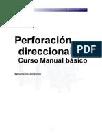 Curso Básico de Perforación Direccional