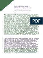 Sony Editing PDF