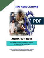 TR - Animation NC II