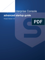Sec Advanced Startup Guide