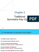 3. Traditional Symmetric key ciphers.pptx