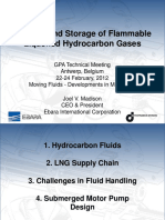 2012 Transfer and Storage of Flammable Liquefied Hydrocarbon Gases J.madison GPA Technical Meeting