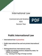 Public International Law